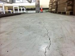 concrete for floor slab
